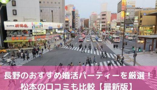 長野のおすすめ婚活パーティー12選!松本の口コミも比較【2019年版】